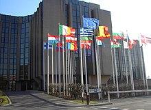 Sede della Corte dei conti europea