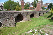 Exeter medieval bridge