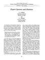 Expert systems and robotics (IA jresv93n3p209).pdf