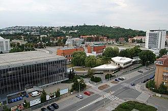 Brno Exhibition Centre - Image: Expo Brno 184
