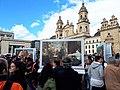 Exposicion en Plaza de Bolivar.jpg