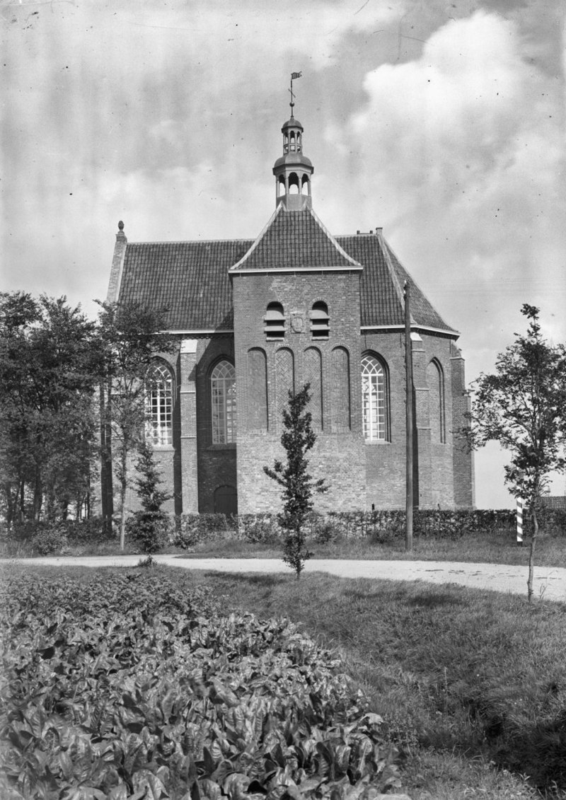 Hervormde kerk in Harkstede | Monument - Rijksmonumenten.nl