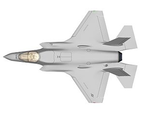 This is a image of F-35 B Joint Strike Fighter