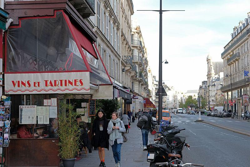 Compras em Paris lojas baratas