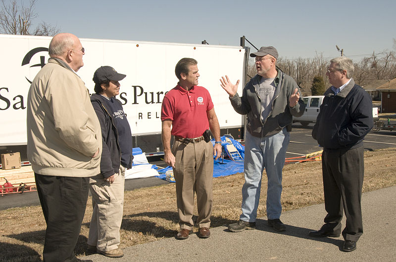 Fema volunteers new jersey