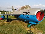 FT-5 Trainer Aircraft at BAF Museum (1).jpg