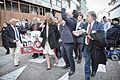Fabián Picardo en su recorrido tras conocerse que será el nuevo Ministro Principal de Gibraltar (23240099132).jpg