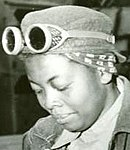 Face detail, African American worker Richmond Shipyards (cropped).jpg