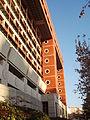 Fachada Edificio IBM (detalle), Madrid.JPG