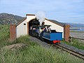 Fairbourne Railway tunnel - geograph.org.uk - 596985.jpg
