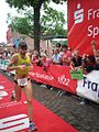 Faris Al-Sultan Ironman Frankfurt 2006 nach 2 Wechsel.jpg