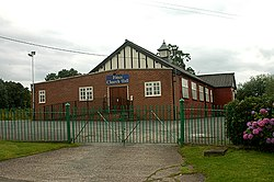 Fauls Church Hall - geograph.org.uk - 1441655.jpg