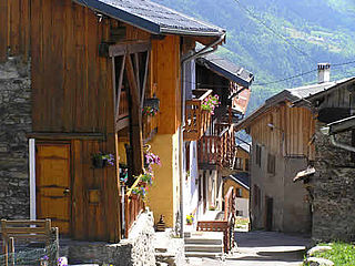 Feissons-sur-Salins Commune in Auvergne-Rhône-Alpes, France
