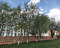 Fence of school №8 at spring. May 2014. - Ограда школы №8 весной. Май 2014. - panoramio.jpg