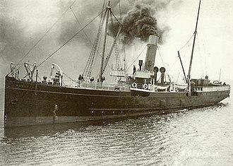 SS Fenella (1881) - Image: Fenella 1 01