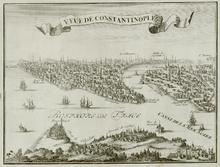 1696'da İstanbul