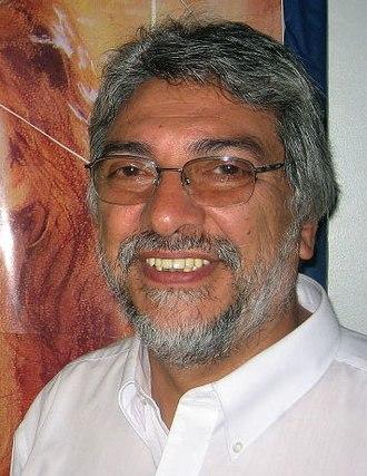 Fernando Lugo - Fernando Lugo in 2008