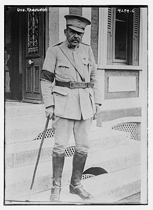 Fernando Tamagnini de Abreu e Silva - Fernando Tamagnini de Abreu e Silva in 1917