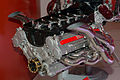 Ferrari 051 engine rear Museo Ferrari.jpg