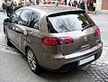 Fiat Croma Facelift Dynamic Spiritual-Elfenbein Heck.JPG