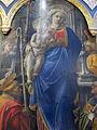Filippo lippi, pala barbadori, 1437, da s. spirito a firenze, 04.JPG