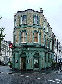 Finborough Theatre, near Earl's Court, London.JPG
