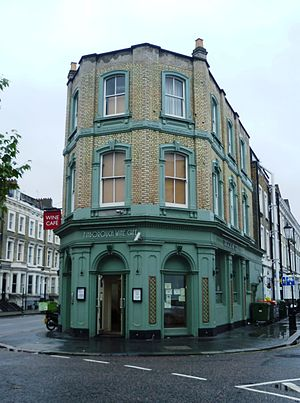Finborough Theatre - Image: Finborough Theatre, near Earl's Court, London