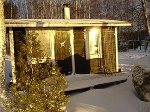Finnish Sauna in Korpilahti