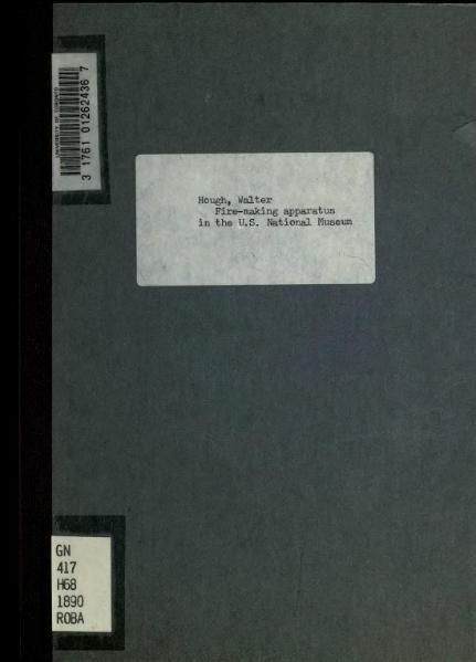 File:Firemaking Apparatus in the U.S. National Museum.djvu