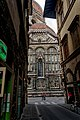 Firenze - Florence - Via dei Servi - View SW towards il Duomo I.jpg
