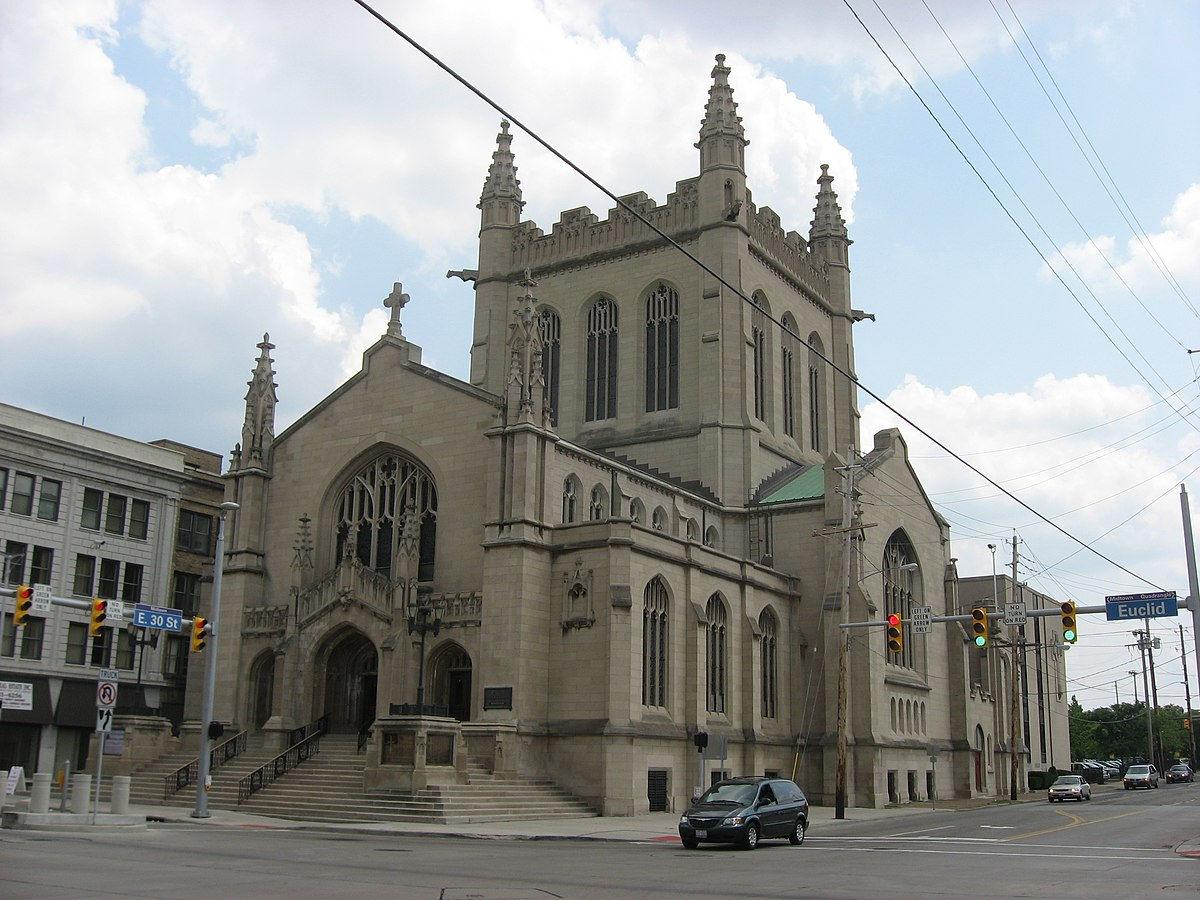 first methodist church cleveland ohio wikipedia