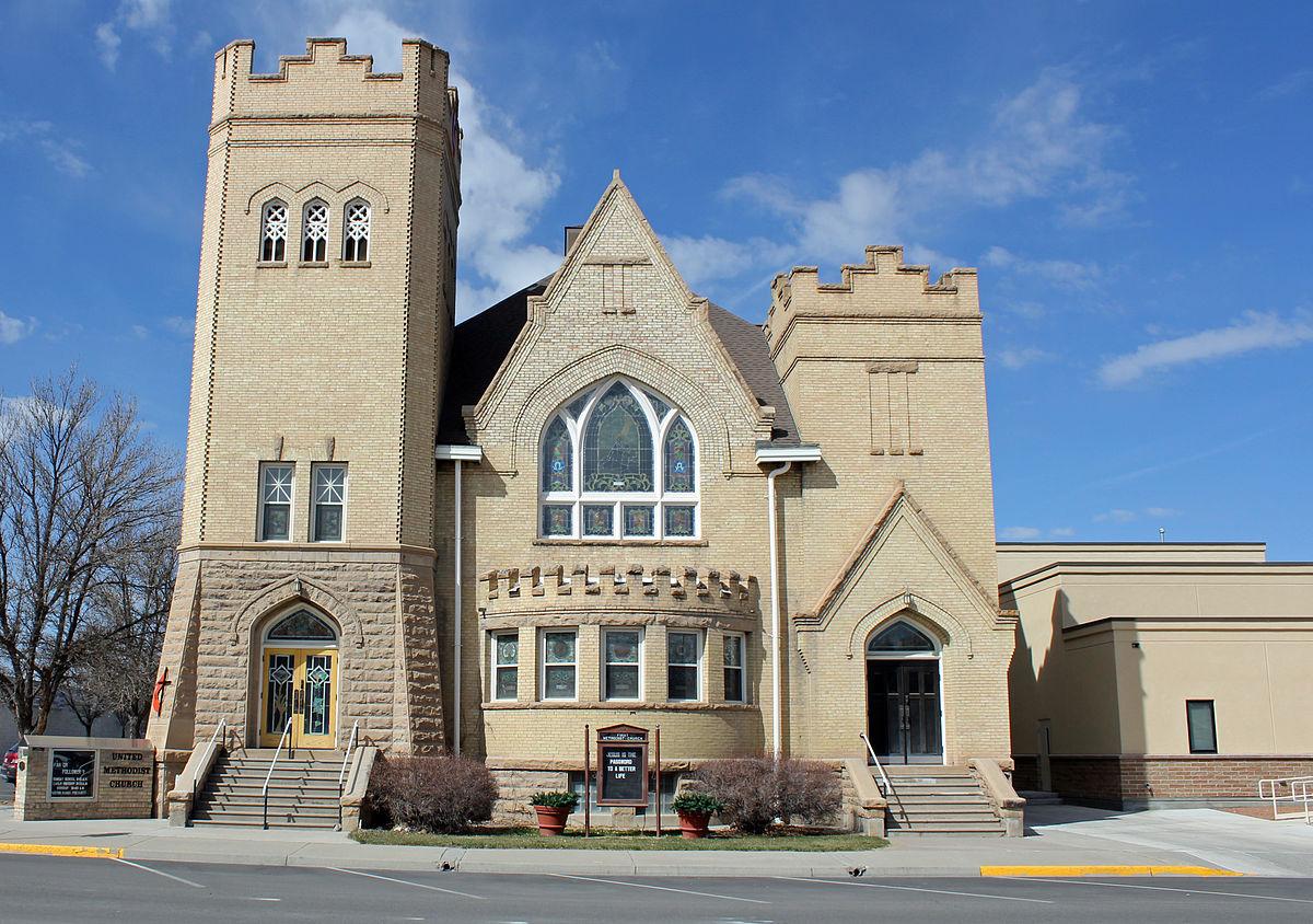 First Methodist Episcopal Church of Delta