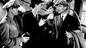 Five Came Back - Chester Morris, John Carradine, Lucille Ball and Joseph Calleia in Five Came Back