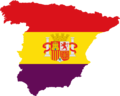 Flag Map of the Spanish Republic (Civil).png