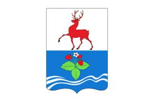 Kstovsky District - Image: Flag of Kstovsky rayon (Nizhny Novgorod oblast)
