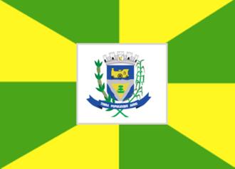 Ourinhos - Image: Flag of Ourinhos SP