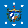 Flag of the President of Cuba.svg