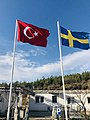 Flags of Sweden and Turkey.jpg