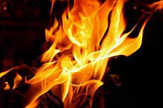 Scarlet (color) - Fire