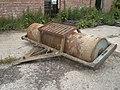 Flat metal roller - geograph.org.uk - 459373.jpg
