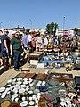 Flea market at Zamkowy Square in Lublin, Aug 2019, 05.jpg