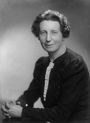 Florence Horsbrugh, Baroness Horsbrugh - Image: Flo horsbrugh