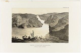 Fluvii S. Francisci Cataracta, Dicta de Paulo Affonso