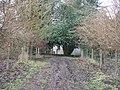 Footpath to Cornwell - geograph.org.uk - 1713608.jpg