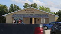 Hình nền trời của Forestville, Wisconsin