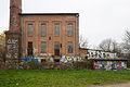 Former boiler house Werner Ehlers bedspring down factory Linden-Nord Hannover Germany 02.jpg