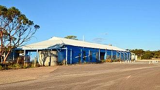 Yalata, South Australia - The former Yalata Roadhouse, 2017
