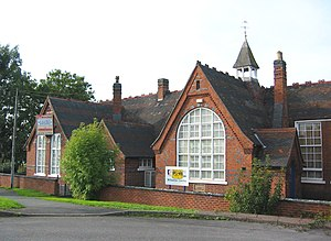 James Hall (historian) - Former Willaston School