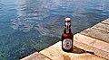 Foto, http-www.fleno.de Entspannung bei einem kühlen Flensburger Pilsner in freier Natur http-www.flens.de - panoramio.jpg