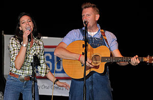 Grammy Award for Best Roots Gospel Album - Joey + Rory won in 2017. Rory accepted the award almost one year after Joey died